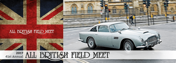 2017 Portland All British Field Meet