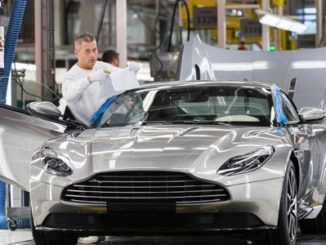 Aston Martin Revises Revenue Estimates Upward