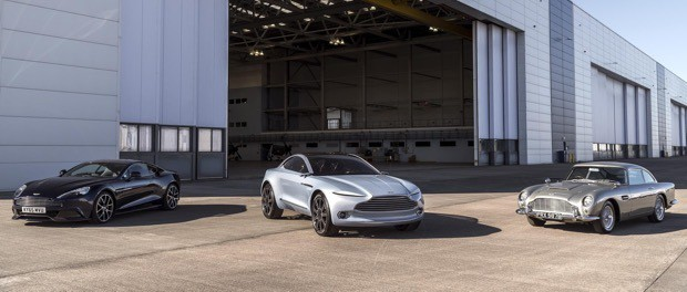 Aston Martin in St Athan - Work begins on conversion of Super Hangars (2)