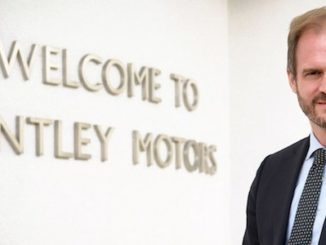 Bentley Appoints Peter Bosch as Board Member for Manufacturing