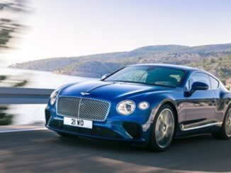 Bentley Introduces New Continental GT