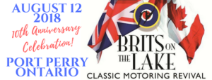 Brits on the Lake - Ontario