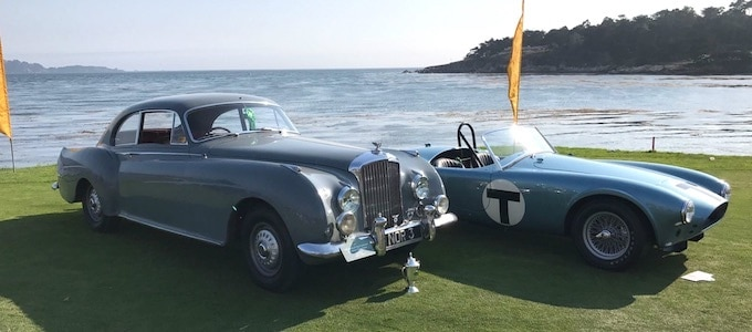 JD CLASSICS WINS AT PEBBLE BEACH FOR THE EIGHTH YEAR RUNNING