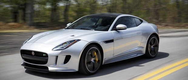 Jaguar F-TYPE Brings Excitement to Dull and Boring