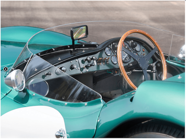 Lot 148 - 1956 Aston Martin DBR1