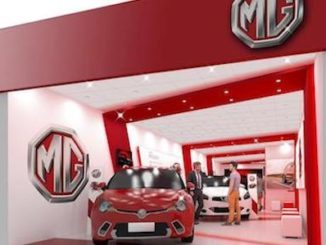 MG Unveils Concept Store in Wales 1