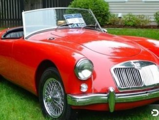 MGA - Rent a Classic from Hagerty's New DriveShare