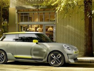 The MINI Electric Concept 2