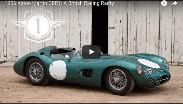 VotW - Aston Martin DBR1 - A British Racing Rarity