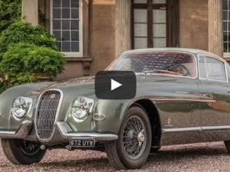 VotW - Restored One-Off Pininfarina Jaguar XK120