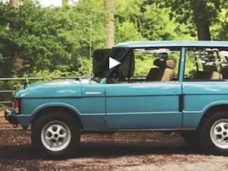VotW - The Original Velar by Land Rover