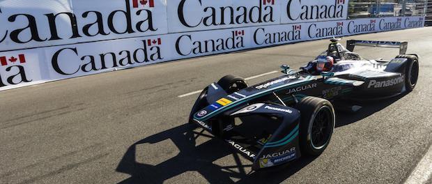 Panasonic Jaguar Racing in Montréal