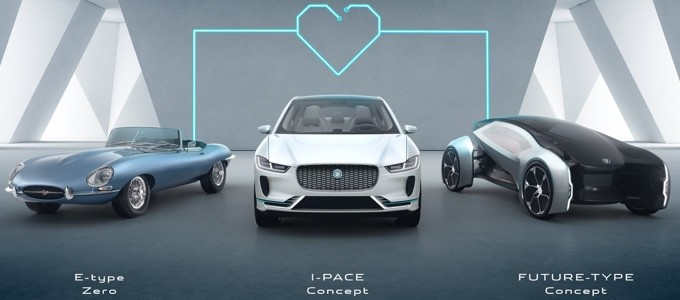 Entire Jaguar Land Rover Line Electrified From 2020