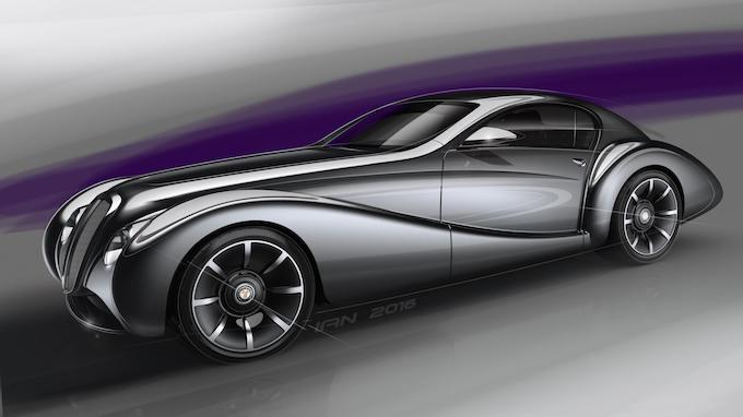 Envisage Group - Eadon Green Black Cuillin Concept