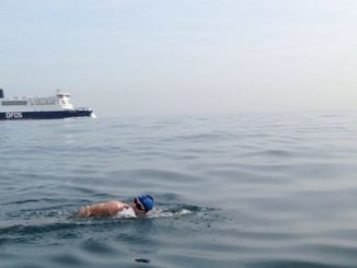 Jaguar Land Rover Channel Swim Challenge