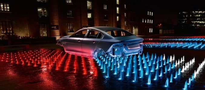 JLR's REALITY Recycled Aluminum Project