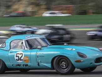 Jaguar Classic Challenge Season Concludes at Spa