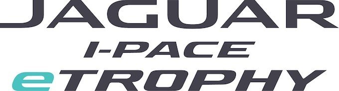 Jaguar I-PACE eTROPHY logo