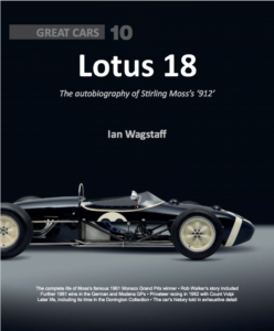 Lotus 18 – The Autobiography of Stirling Moss's '912' 1