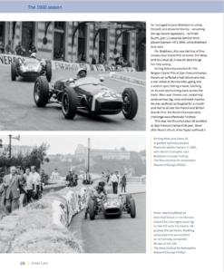 Lotus 18 – The Autobiography of Stirling Moss's '912' 3