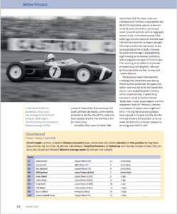Lotus 18 – The Autobiography of Stirling Moss's '912' 4
