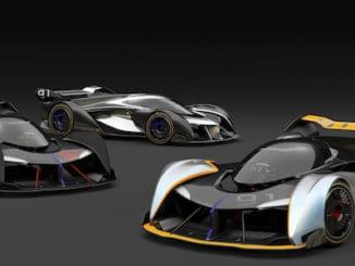 McLaren Ultimate Vision GT for PlayStation 4 Gran Turismo Sport