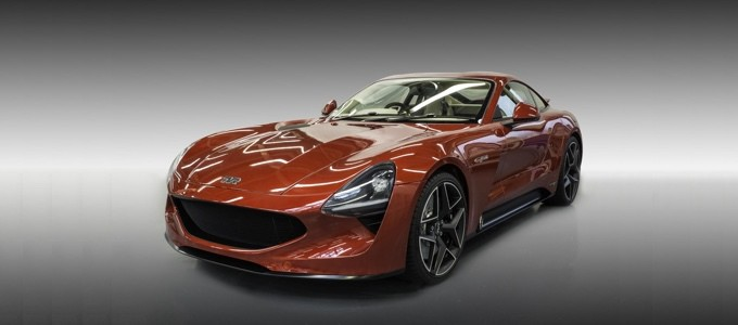 New TVR Griffith Revealed