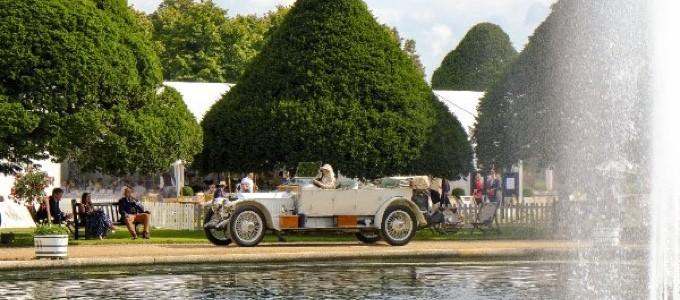 RAC Awards Club Trophy to Nellie - 1912 Rolls-Royce Silver Ghost