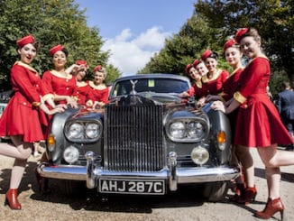 ROLLS-ROYCE CELEBRATES SUCCESSFUL 20TH ANNIVERSARY OF THE GOODWOOD REVIVAL 2