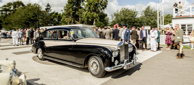 ROLLS-ROYCE CELEBRATES SUCCESSFUL GOODWOOD REVIVAL