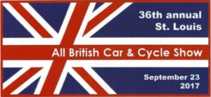 St. Louis All British Car Show