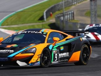 The McLaren 570S GT4 continues stellar debut full season