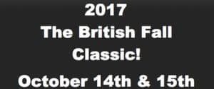 The Sixth Annual British Fall Classic
