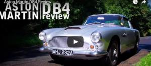 VotW - 1959 Aston Martin DB4 Road Review
