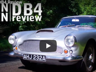 VotW - 1959 Aston Martin DB4 Road Review