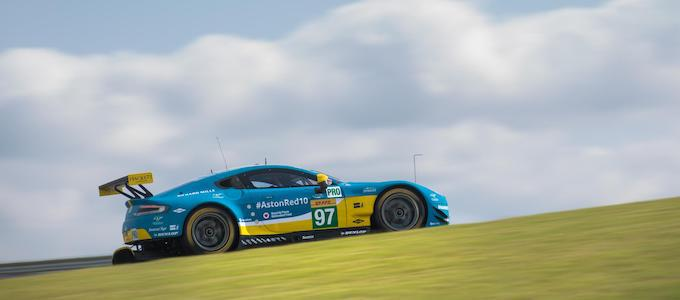 WEC Texan Triumph For Aston Martin Racing 2