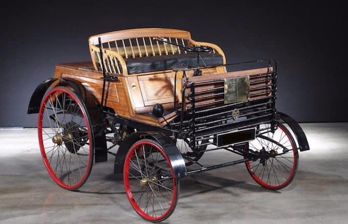 1894 Santler 3½hp Dogcart 2