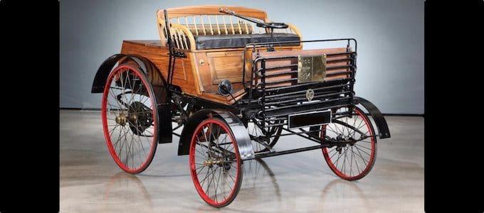1894 Santler 3½hp Dogcart 4