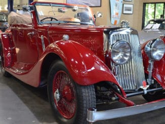 1937 ASTON MARTIN 15:98 SHORT-CHASSIS DROPHEAD COUPE