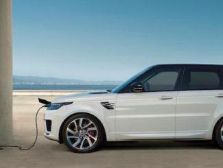 2018 Range Rover Sport PHEV - Plug-In Hybrid