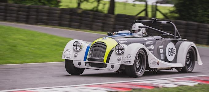 A SECOND YEAR OF MOTORSPORT SUCCESS FOR MORGAN AND WOLVERHAMPTON UNIVERSITY 2