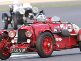 AMOC Racing Season Ends in Style at Silverstone 1