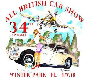 All British Car Day Winter Park