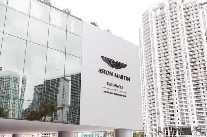 Aston Martin Residences Break Ground in Miami, Florida (2)