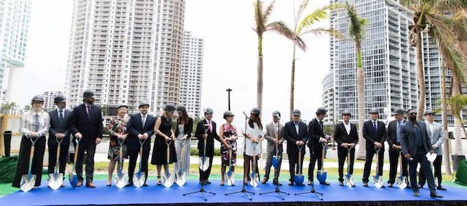 Aston Martin Residences Break Ground in Miami, Florida(3)