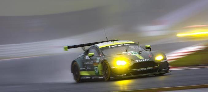 Aston Matin Racing Fired Up for Fiji