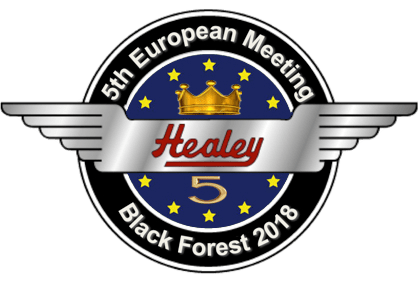 Austin Healey Club European Meeting