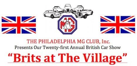 Brits at the Village 2017