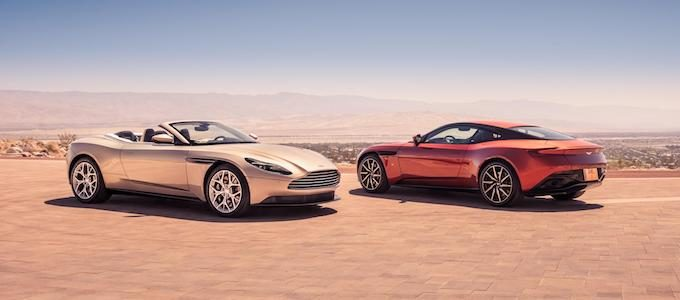 DB11 Volante - return of the ultimate convertible Sports GT