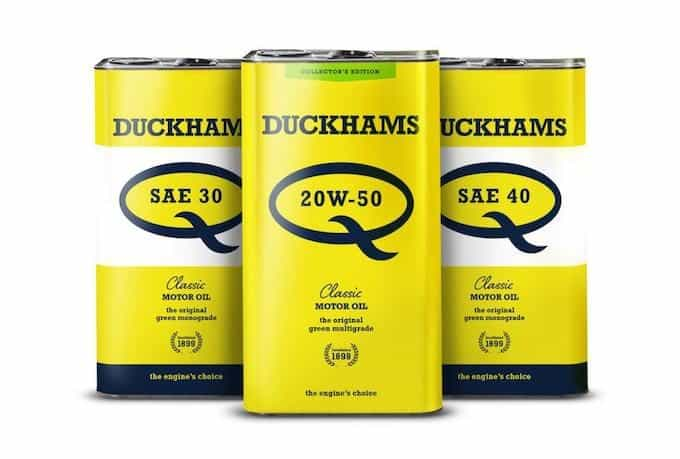 Duckhams Tins